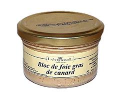 Bloc de Foie Gras Leopaul